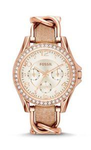 Fossil Damen-Uhren ES3466 /Rosegold Uhr 2